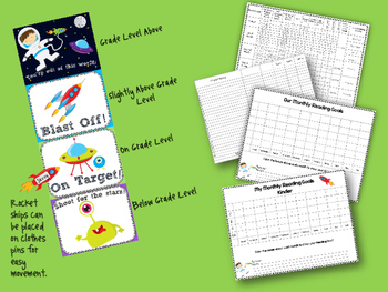 Reading Fluency Clip Chart