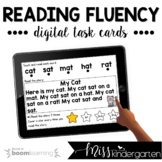 Reading Boom Cards™ for Distance Learning