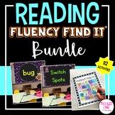 Reading Fluency Find It BUNDLE (K-2)