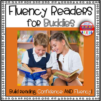 Reading Fluency Activities - Fluency Readers for Buddies