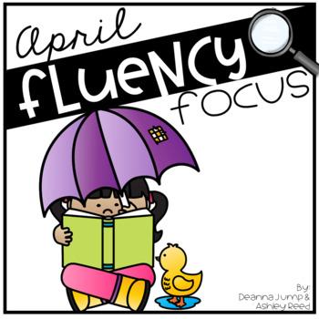 Reading Fluency Focus APRIL