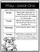 Reading Fluency Focus May