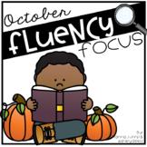 Reading Fluency Focus October