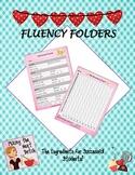 Reading Fluency Folder