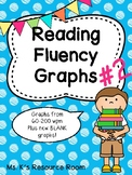 Reading Fluency Graphs *2* - Progress Monitoring