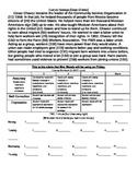 Reading Fluency Homework 3
