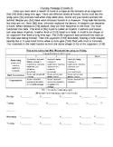 Reading Fluency Homework 7