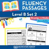 Reading Fluency Homework Level B Set 2 - Early Reading and