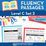 Reading Fluency Homework Level C Set 2 - Early Reading and