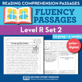 Reading Fluency Homework Level R Set 2 - Reading Comprehen