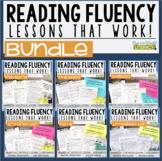 Reading Fluency Lessons That Work: Bundle