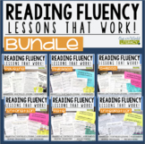 Reading Fluency Lessons That Work: Bundle
