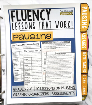Reading Fluency Lessons That Work: Pausing