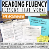 Reading Fluency Lessons That Work: Phrases