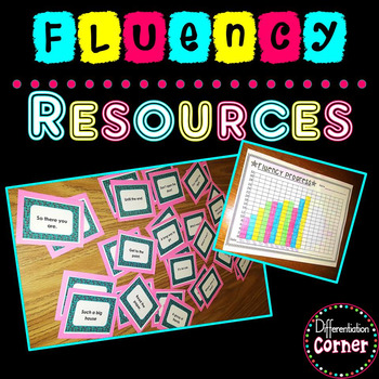 Reading Fluency Resources