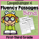 Reading Fluency Passages (Blends)