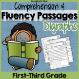 Reading Fluency Passages {Digraphs}