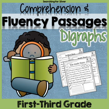 Reading Fluency Passages (Digraphs)