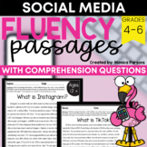 Reading Fluency Passages & Reading Comprehension Questions