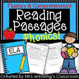 Reading Passages (Fluency & Comprehension) - Read it, Writ