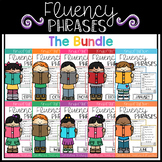 Reading Fluency Phrases (GROWING BUNDLE)