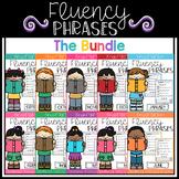 Reading Fluency Phrases (GROWING BUNDLE)