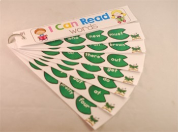 Reading Fluency Picture Supported Sentences Strips Bundle