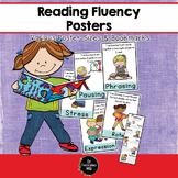#ausbts18 Reading Fluency Posters