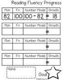 Reading Fluency Progress Tracking