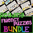 Reading Fluency Puzzles BUNDLE