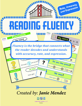 Reading Fluency: My Voice-Rate, Accuracy, and Expression