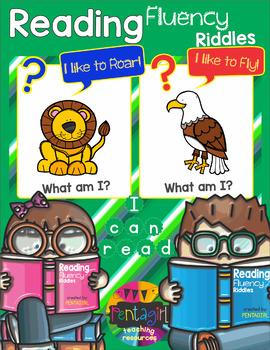 Reading Fluency Riddles