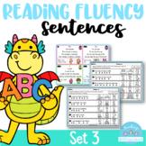 Reading Fluency Sentences Set 3
