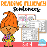 Reading Fluency Sentences Set 4
