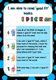 Reading Fluency Strategies- Learning Goals and Scales {Daily CAFE}
