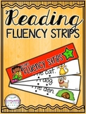 Reading Fluency Strips {Differentiated!}