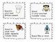 Reading Fluency Task Cards