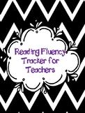 Reading Fluency Tracker