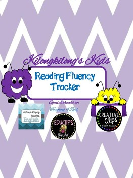 Reading Fluency Tracker