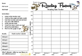 Reading Fluency Tracker - Student Graph