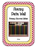 Reading Fluency Tracking Data Wall