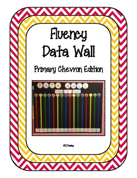 Reading Fluency Tracking Data Wall
