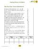 Reading Fluency Worksheets