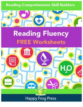 Reading Fluency Worksheets