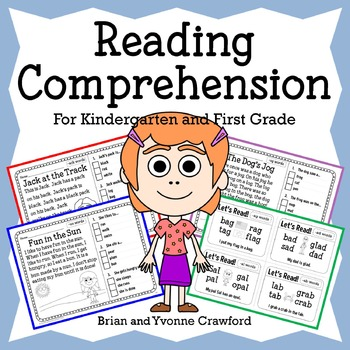 Reading Comprehension and Fluency Passages