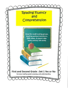 Reading Fluency and Comprehension Activity