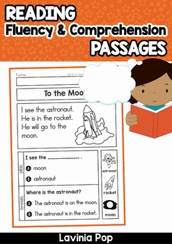 Reading Fluency and Comprehension Passages