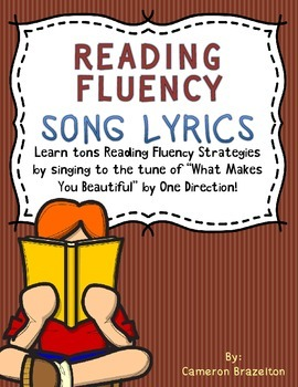 Reading Fluency and Decoding Song Lyrics