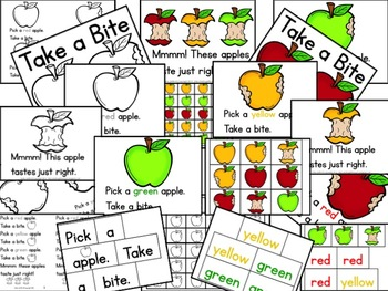 Apples Reading Fluency for Little Learners