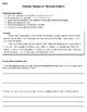 Reading Fluency iPad Activity